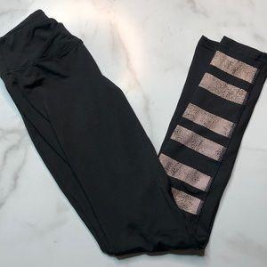 Electric Yoga Paint Stripe Leggings